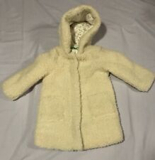 Gap Wooly Coat - Size 3 Girls