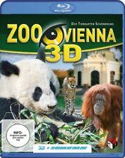 ZOO VIENNA 3D-DER TIERGARTEN - ZOO VIENNA   BLU-RAY NEU