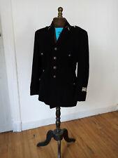 Veste d'uniforme Lieutenant-colonel Gendarmerie française -Militaria vintage (2)