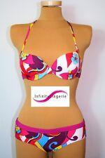 Strój kąpielowy bikni kostium usztywniany Infinity Lingerie dwuczęściowy M