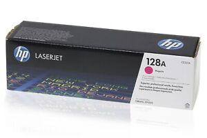 Neu HP 128a CE323A Toner magenta B