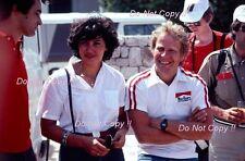 Michele Mouton & Hannu Mikkola Audi Quattro WRC Portrait Photograph