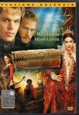 I FRATELLI GRIMM E L'INCANTEVOLE STREGA - DVD (USATO EX RENTAL)