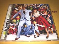 Disney MUPPETS soundtrack CD amy adams kermit miss piggy paul simon starship