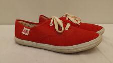 Vtg 80's Pepsi Cola Tennis/Deck Shoes sz 6.5 NICE !! Canvas Sneakers