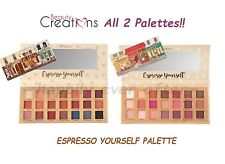 Beauty Creations Espresso Yourself Palette- All 2 PCs! New & Authentic