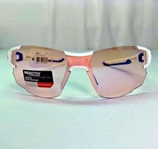 Julbo Aerolite Sunglasses Women's- White/Blue (*BRAND NEW*)  MSRP $219.95