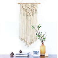 UK Decor Macrame Wall Hanging Woven Wall Art Macrame Tapestry - Boho Home