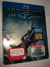 THE DARK KNIGHT FUTURE SHOP STEELBOOK EXCLUSIVE 2 BLU-RAY BRAND NEW SEALED