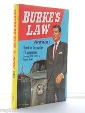 Burke's Law Annual 1965 / Gene Barry