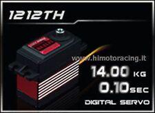 SERVO DIGITALE 14Kg POWER HD HIGH VOLTAGE CON INGRANAGGI IN TITANIO HD-1212TH