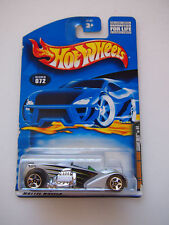 Hot Wheels 2000 Issue #072 Skull & Crossbones Series Screaming Hauler 4/4