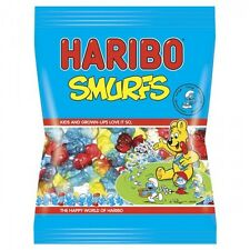 HARIBO PUFFI SWEET GUMMI CANDY BAG LIMITED EDITION UK lungo datato x 6