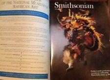 Smithsonian magazine + original mailer February 1993 Native American Arnold Roth