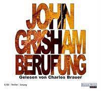 NEU OVP Berufung 6 CDs von John Grisham top Thriller verschweisst Hörbuch