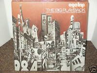 V/A EGO TRIP'S THE BIG PLAYBACK DBL LP US OLD SCHOOL SEALED LATEE DIVINE FORCE