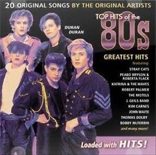 NEW Top Hits of the 80s - Greatest Hits (Audio CD)