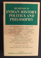 Readings In Indian History Politics And Philosophy - hbdj 1967