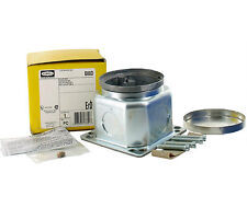 Hubbell Round Semi Adjustable Floor Box #B88D