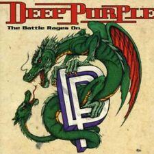 Deep Purple - The Battle Rages On [CD]