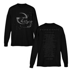 Official Licensed Evanescence Synyhesis 2018 Live Tour Long Sleeve Shirt