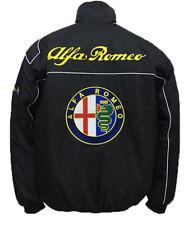 ALFA ROMEO BLACK JACKET