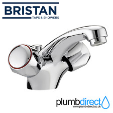 Bristan Club monoblocco Chrome Bacino Lavello Miscelatore rubinetto con Pop-Up Rifiuti VAC BAS C MT