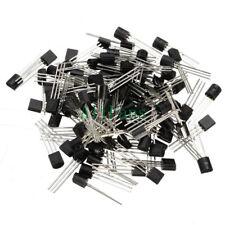 100pcs 2N3904 TO-92 NPN General Purpose Transistor AU
