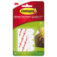 Command Poster Hanging Strips 17024