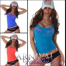 Sleeve Stretch Tops for Women