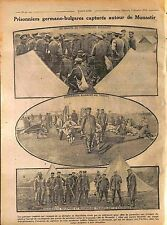 Battle of Macedonia Macédonie Soldiers Prisoners of Germany-Bulgaria WWI 1916