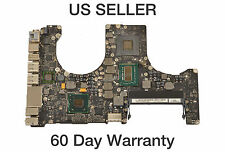 """Apple Macbook Pro 15"""" Mid-2012 A1286 i7 2.7Ghz Laptop Motherboard 21PWMMB01H0"""