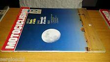 MOTOCICLISMO anno 1989 #  2-DUCATI SPORT 750 PASO 906-YAMAHA TDR250-GARELLI URKA