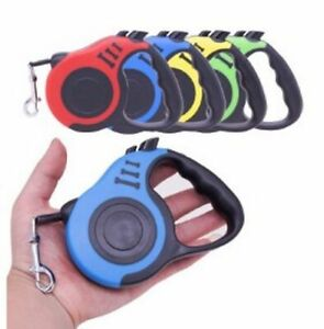 Retractable Dog Leash For Small Medium Dogs Automatic Flexible Rope Belt Cat