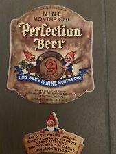 Vintage Perfection Beer Nine Months Old Horlacher Brewing Co Allentown Penn Irtp