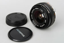 Olympus Zuiko Auto W 28mm f/2.8 f2.8 Wide Angle Manual Focus Lens, For OM Mount