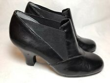 Aerosoles  Besotted Womens Black Ankle Boots Size 5.5 M