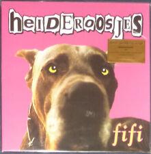 Heideroosjes – Fifi on Yellow vinyl. Limited to 1000 copies.