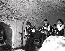 "Beatles at The Cavern Club 10"" x 8"" Photograph no 16"