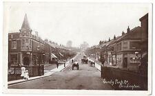 BRISLINGTON Sandy Park Road, RP Postcard by Barton Postally Used c1910