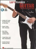 Left-Handed Guitar The Complete Method Learn to Play for Beginners Book & Audio