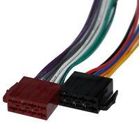 Connecteur fiche ISO 8PIN + 5PIN pour autoradio faisceau universel pour enceinte