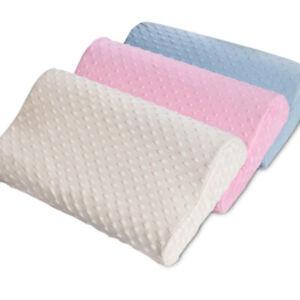 Pillow Slow Rebound Memory Foam Neck Cervical Healthcare Throw Pillow Bed Pillow