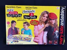 2004 Mattel C0592 Mary-Kate and Ashley Olsen New York Minute the Movie Game