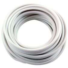 NTE Electronics WA12-09-15 HOOK UP WIRE AUTO 12 GAUGE WHITE STRANDED 15'