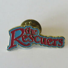 Disney The Rescuers Title Pin