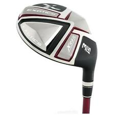 NEW TOUR EDGE EXOTICS XRAIL 3 FAIRWAY WOOD 15° STIFF FLEX X-RAIL