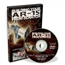 DVD Building Your AR-15 from Scratch 7830