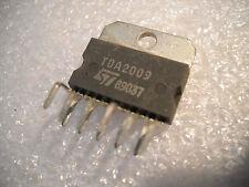 TDA2009 10W STEREO AMPLIFIER