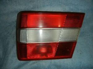 95 - 97 Volvo 960 Sedan Right Inner Tail Light On Trunk Lid 9133736